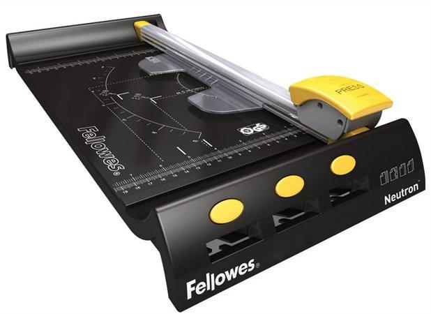 Резак для бумаги SafeCut Neutron Резак для бумаги Fellowes SafeCut Neutron A4 FS-54100