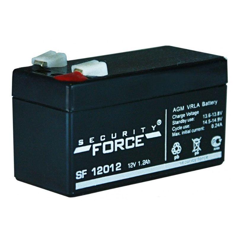 Аккумулятор Security Force АКБ-1.2 SF 12012