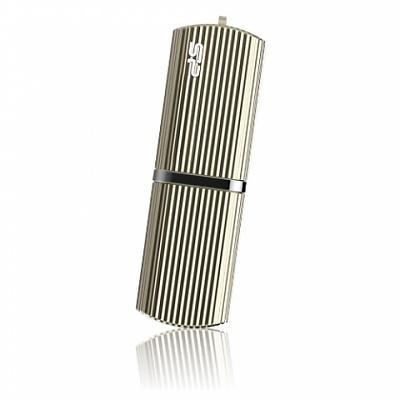 USB Flash Drive 32Gb - Silicon Power Marvel M50 USB 3.0 Champagne SP032GBUF3M50V1C usb flash drive 64gb silicon power marvel m50 usb 3 0 blue sp064gbuf3m50v1b