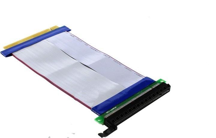 hikvision лампы Аксессуар Переходник Espada PCI-E X16 M to PCI-E X16 F 18cm EPCIEM-PCIEFX16