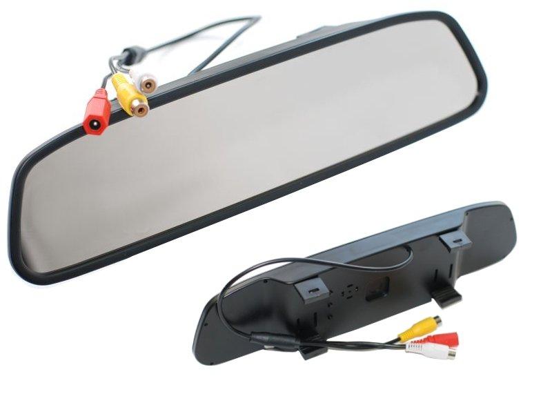 Монитор в авто AutoExpert DV-500 со встроенным монитором