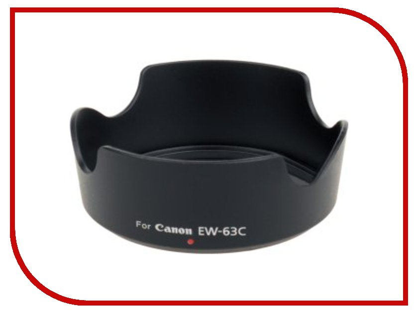 Купить Бленда Fujimi FBEW-63C бленда for Canon EF-S 18-55 f/3.5-5.6 IS STM 867