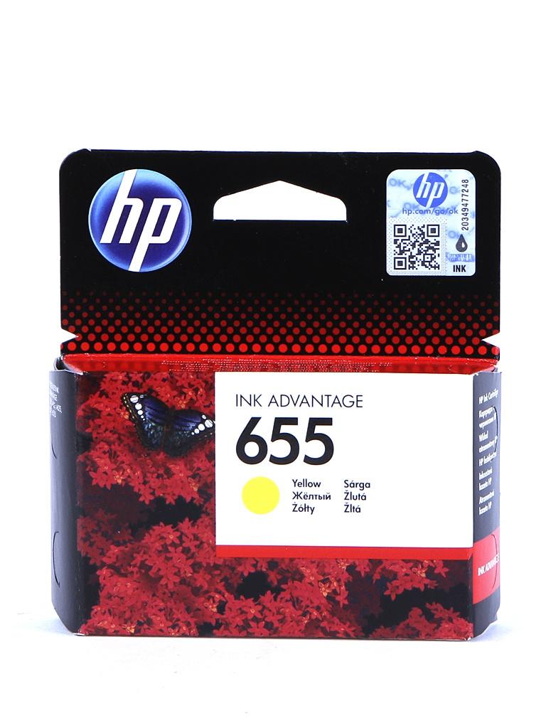 hp dj ink advantage 1115 Картридж HP 655 Ink Advantage CZ112AE Yellow для 3525/5525/4525