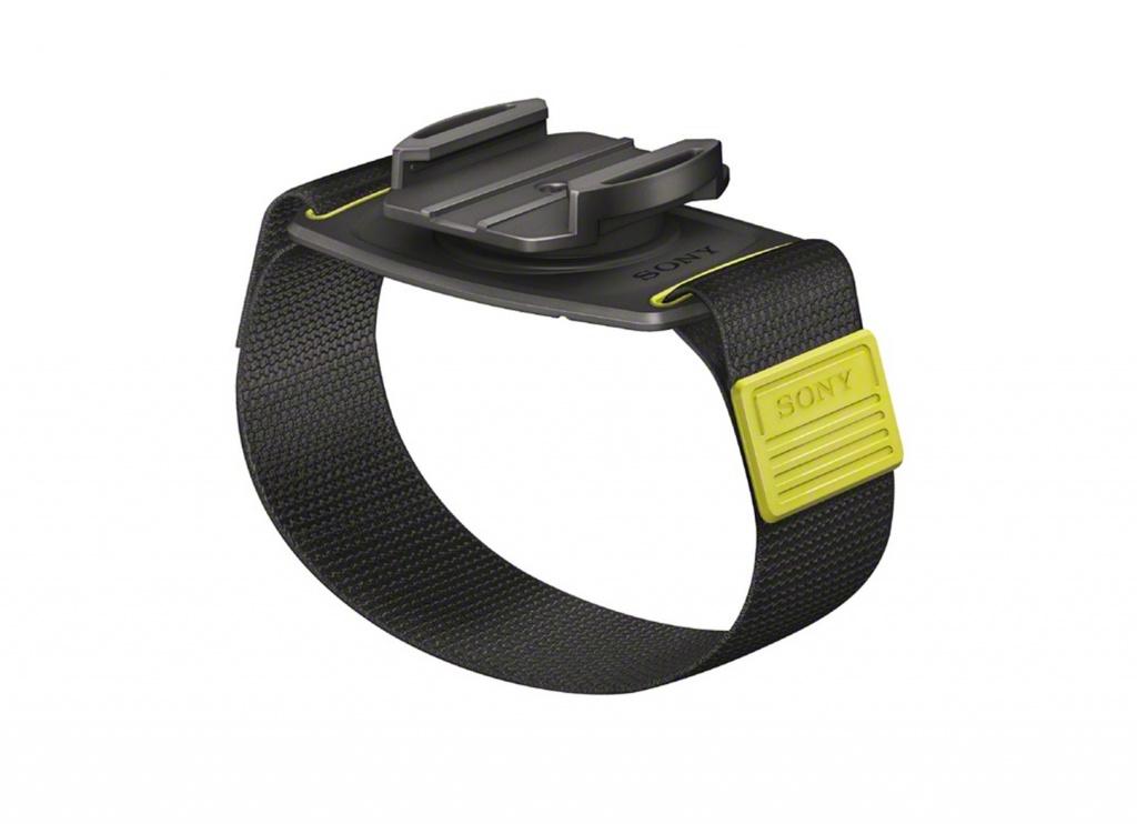Аксессуар Крепление на запястье Sony AKA-WM1 Wrist Mount Band для Action Cam