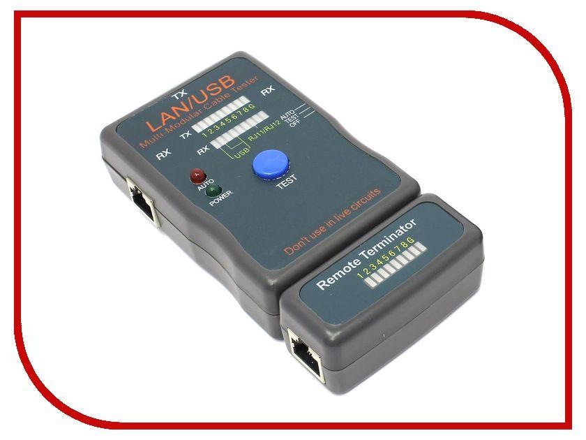 Купить Тестер Тестер кабелей 5bites LY-CT011