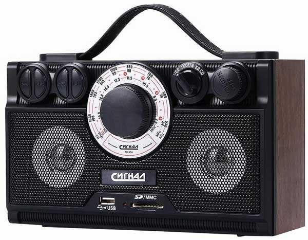 Радиоприемник Сигнал electronics БЗРП РП-304