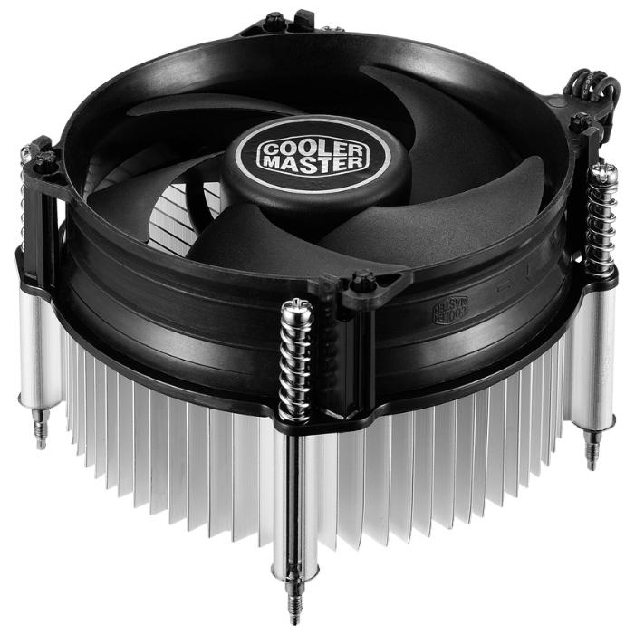 термопаста cooler master ic essential e1 1 5ml grey rg ice1 tg15 r1 Кулер Cooler Master X Dream P115 RR-X115-40PK-R1 (Intel LGA 1150/1155/1156)