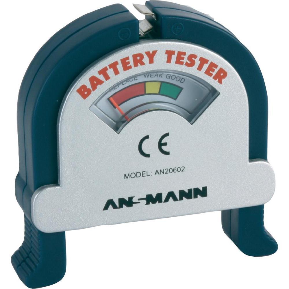 Ansmann Battery tester 4000001