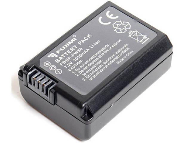 Фото - Аккумулятор Fujimi FBNP-FW50 для Sony аккумулятор acmepower np fw50