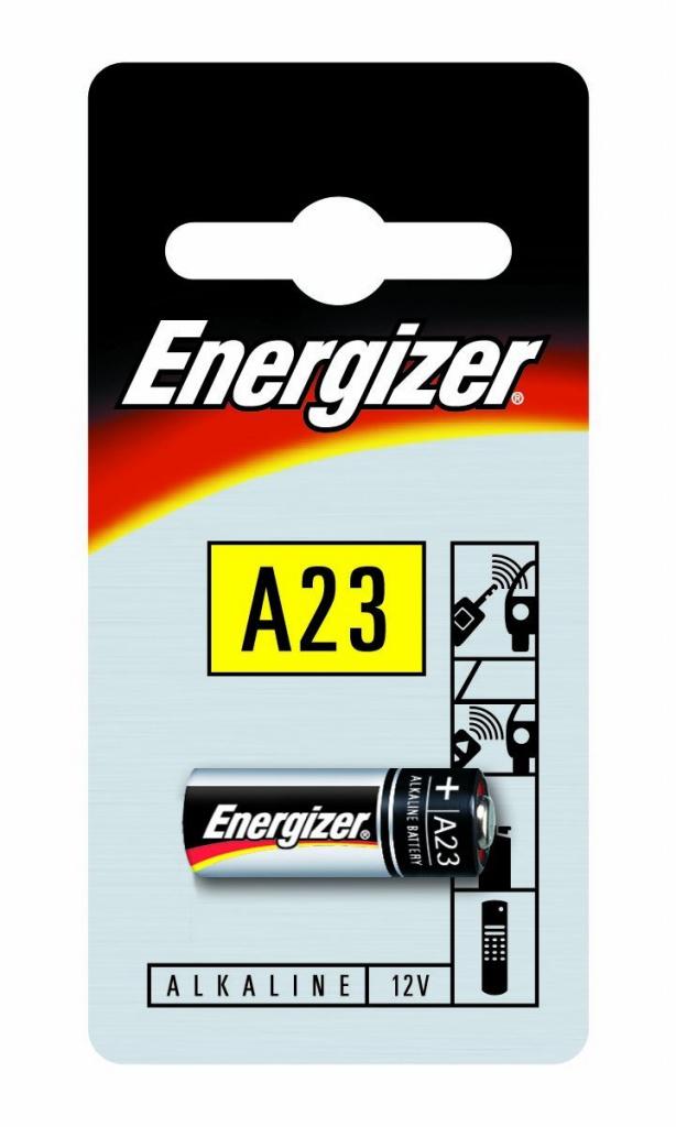 Батарейка A23 - Energizer Miniature Е23А / A23A (1 штука) 639315 11658