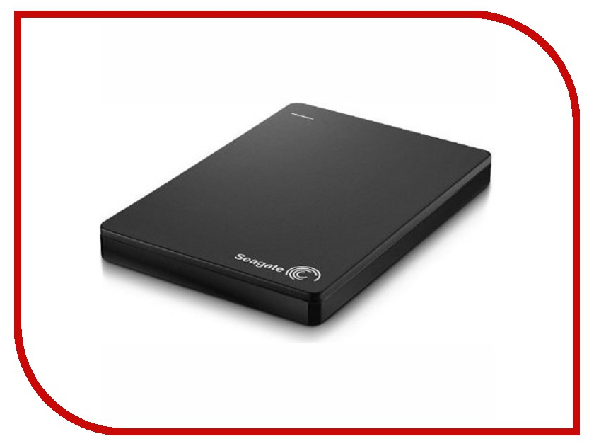 Купить Жесткий диск Seagate Backup Plus 2Tb Black STDR2000200