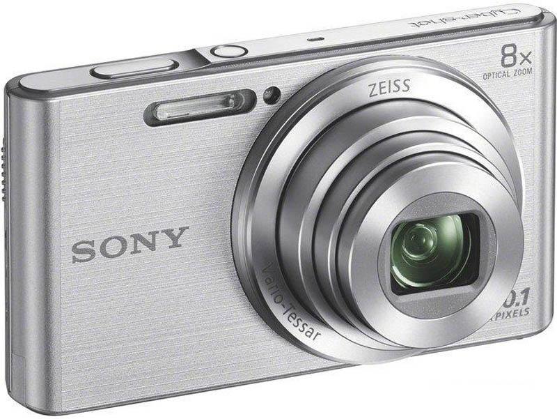 Купить Фотоаппарат Sony DSC-W830 Cyber-Shot Silver