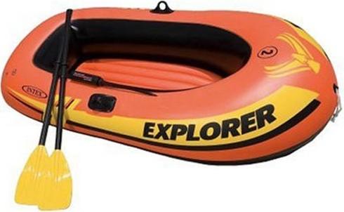 Лодка Intex Explorer 200 58331  - купить со скидкой