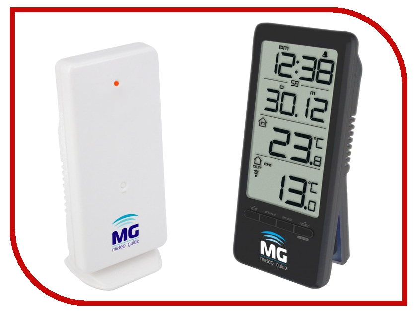 Купить Термометр Meteo Guide MG 01202