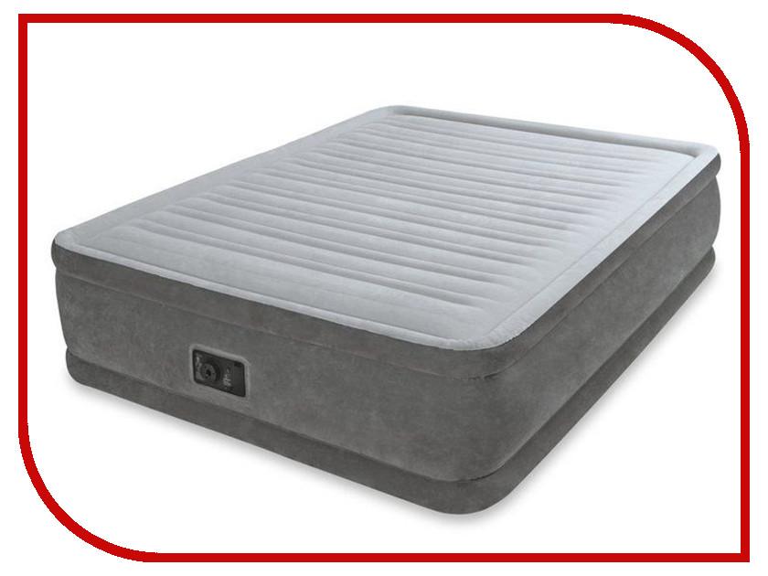 Купить Надувной матрас Intex Comfort-Plush High Rise 152x203x56cm 64418