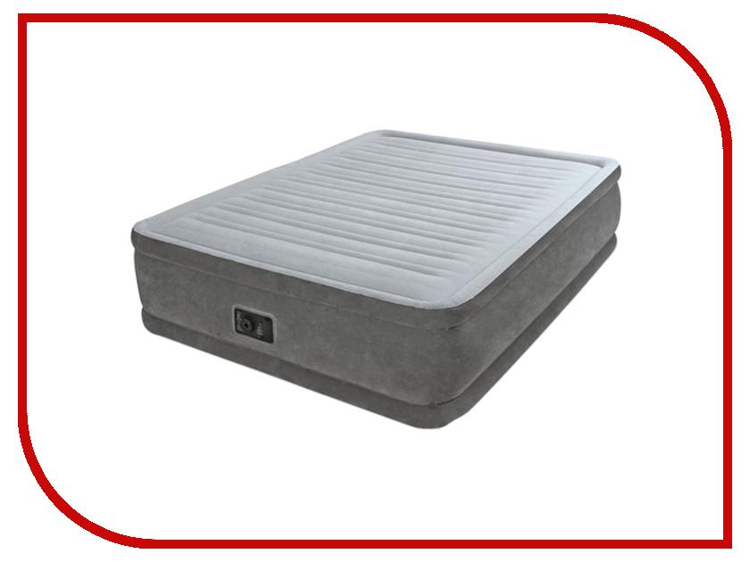 Купить Надувной матрас Intex Comfort-Plush Elevated 152x203x46cm 134392 / 64414
