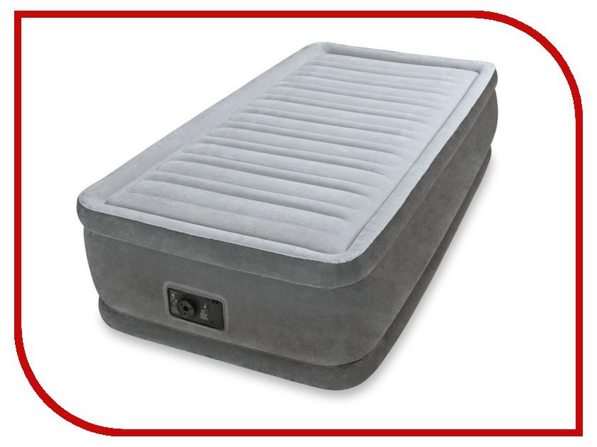 Купить Надувной матрас Intex Comfort-Plush Elevated 99x191x46cm 64412