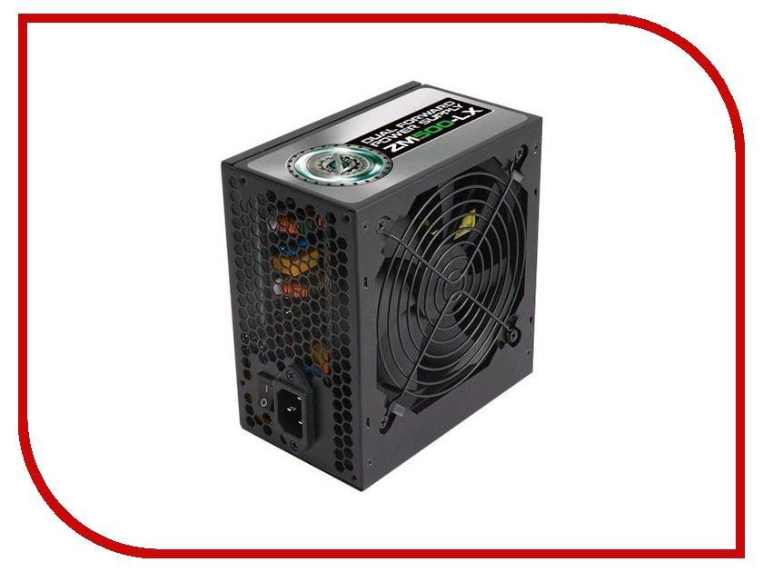 Купить Блок питания Zalman ZM500-LX 500W