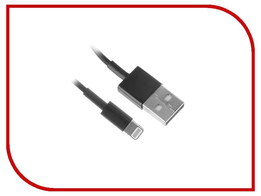 Купить Аксессуар 5bites USB AM-LIGHTNING 8P 1m UC5005-010BK Black