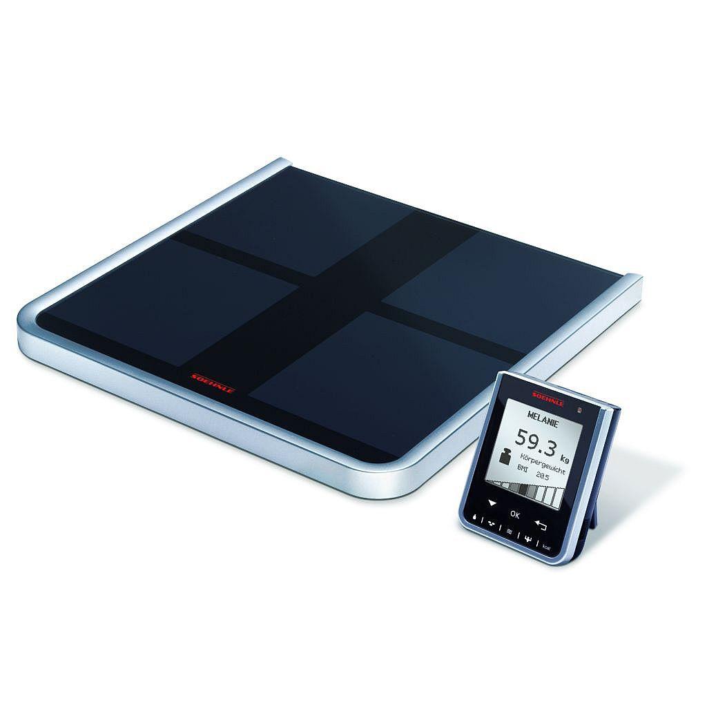 весы напольные soehnle shape sense control 200 white 63858 Весы напольные Soehnle BodyBalanceComfortSelect 63760