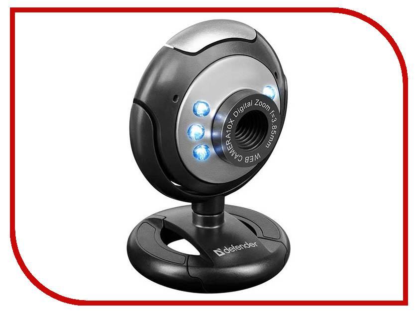 Купить Вебкамера Defender C-110 63110