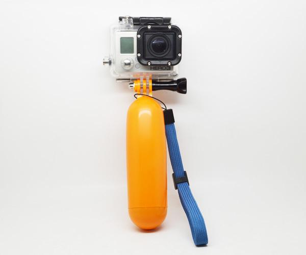 Аксессуар Ручка-поплавок Lumiix GP81 Floaty Bobber для GoPro Hero 3+/3/2/1