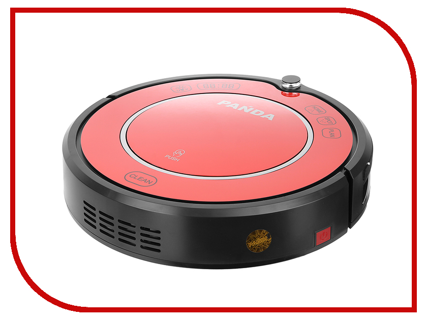 Купить Робот-пылесос Panda X500 Pet Series Red