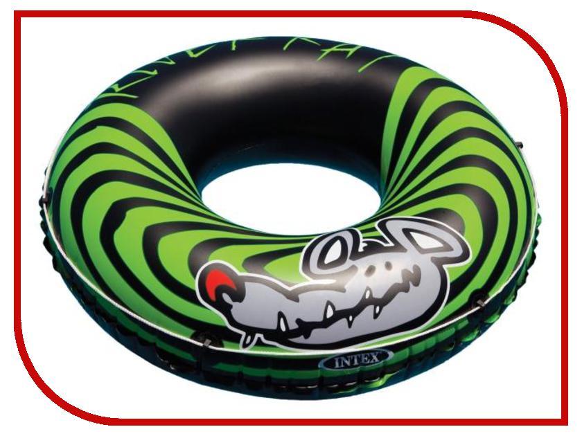 Купить Надувной круг Intex River Rat 68209