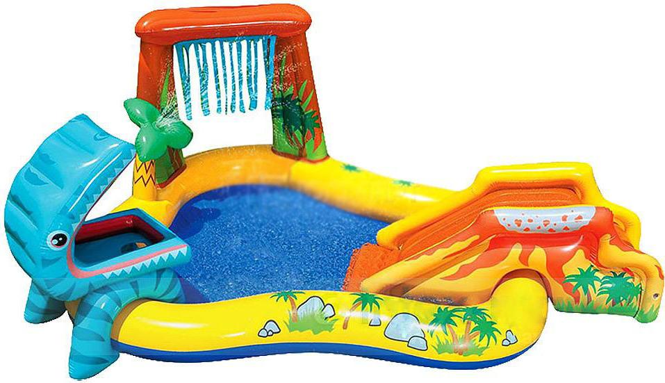 Игровой центр Intex Dinosaur Play Center 57444