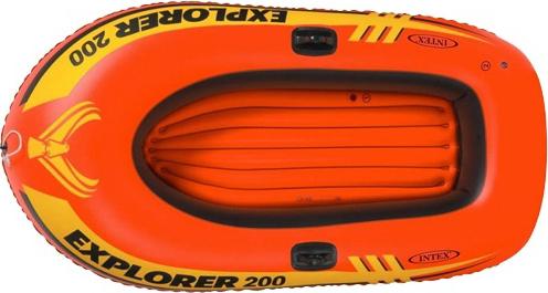 Лодка Intex Explorer-200 Set (58330)