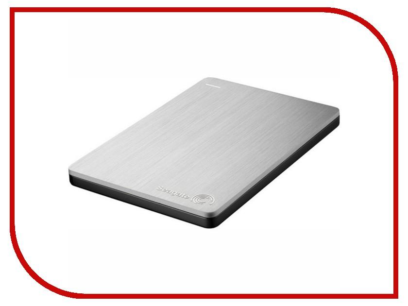 Жесткий диск Seagate Backup Plus 2Tb Silver STDR2000201  - купить со скидкой