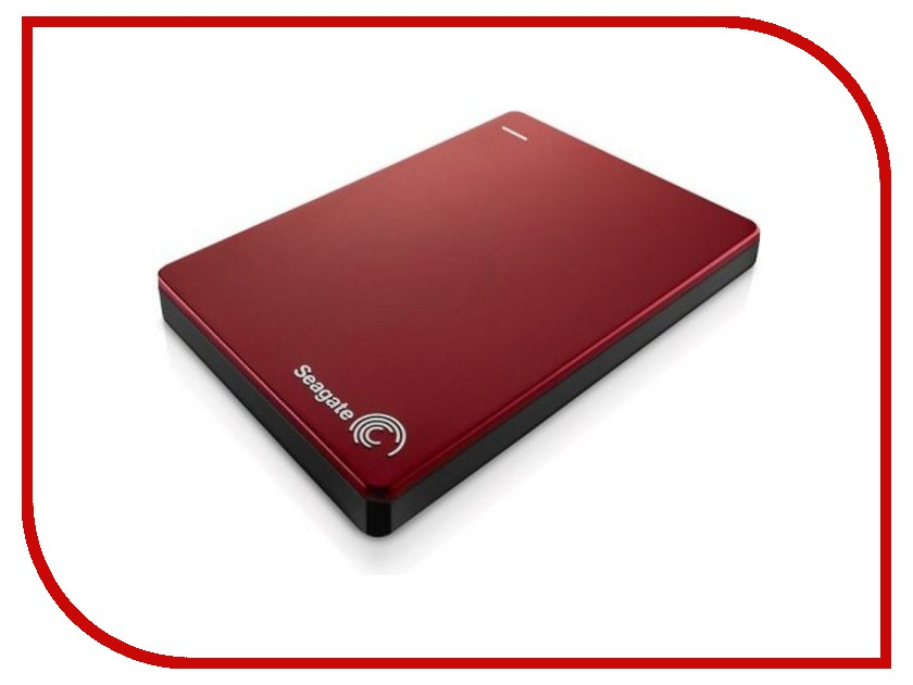 Купить Жесткий диск Seagate Backup Plus 2Tb Red STDR2000203