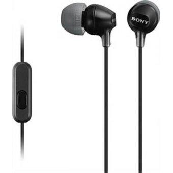 наушники sony mdr xd150w Sony MDR-EX15AP Black