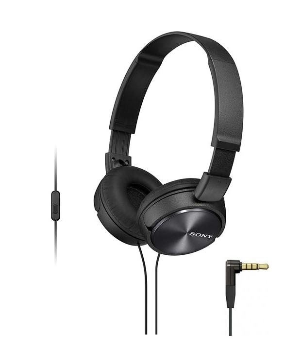 Наушники Sony MDR-ZX310AP Black наушники sony mdr zx310ap черный