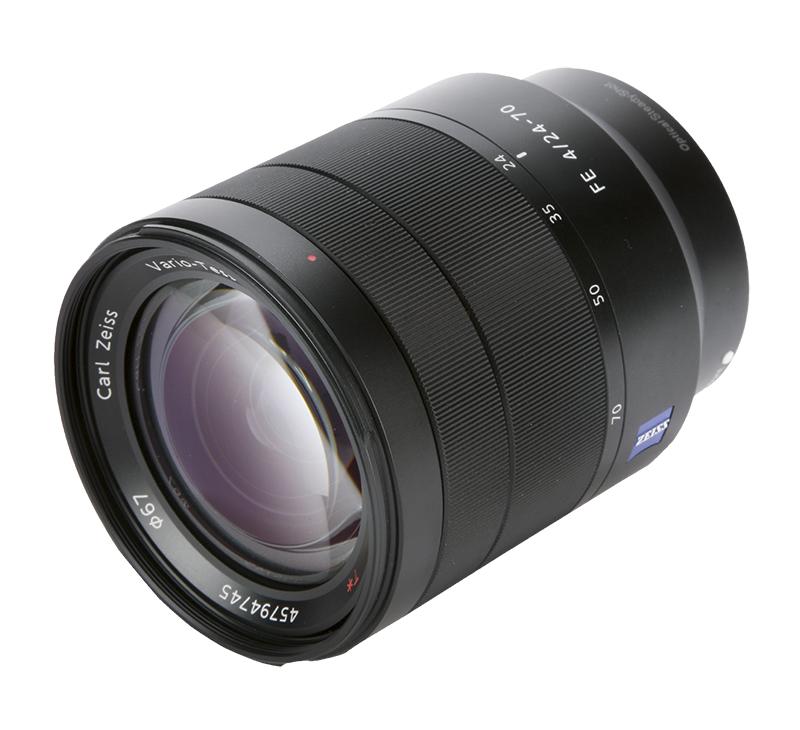 Объектив Sony SEL-2470Z FE 24-70 mm F/4.0 ZA OSS for NEX