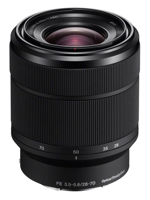 Объектив Sony SEL-2870 FE 28-70 mm f/3.5-5.6 OSS for NEX