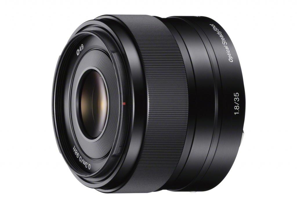 объектив fujifilm xf 56mm f 1 2 r Объектив Sony 35mm f/1.8 (SEL35F18)