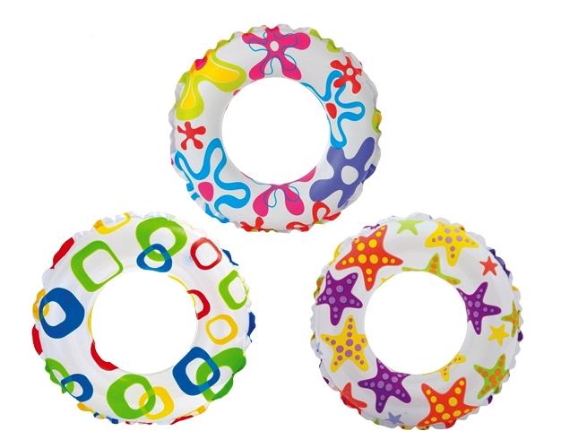Купить Надувной круг Intex 59241