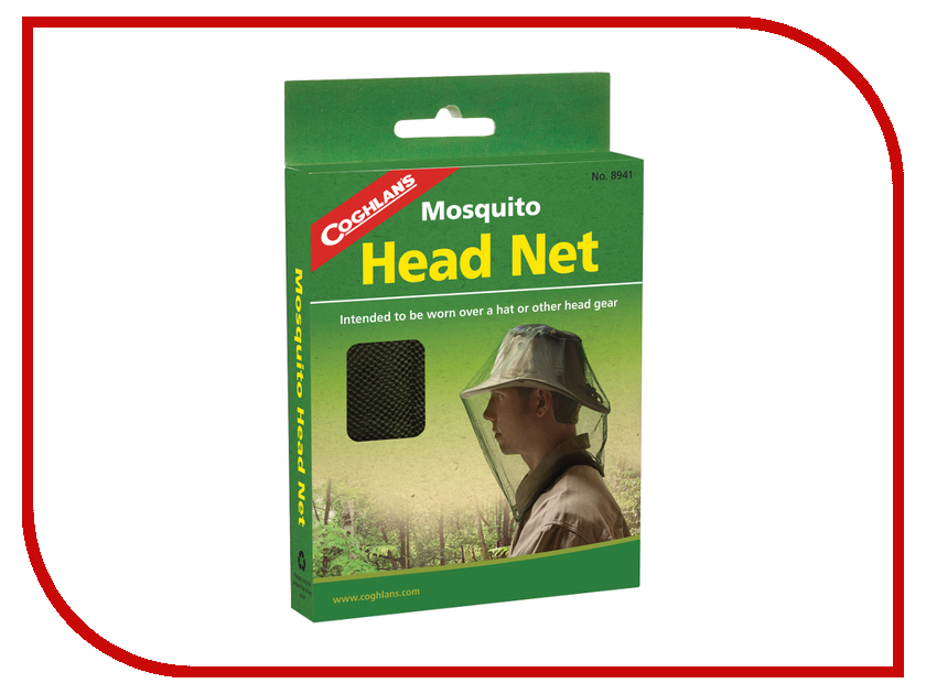 Купить Средство защиты из сетки Coghlans Head Net 8941