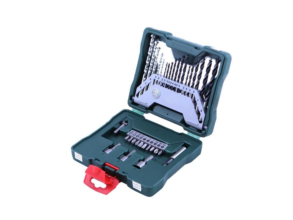 Купить Набор сверл и бит Bosch X-Line-33 33 предмета 2607019325