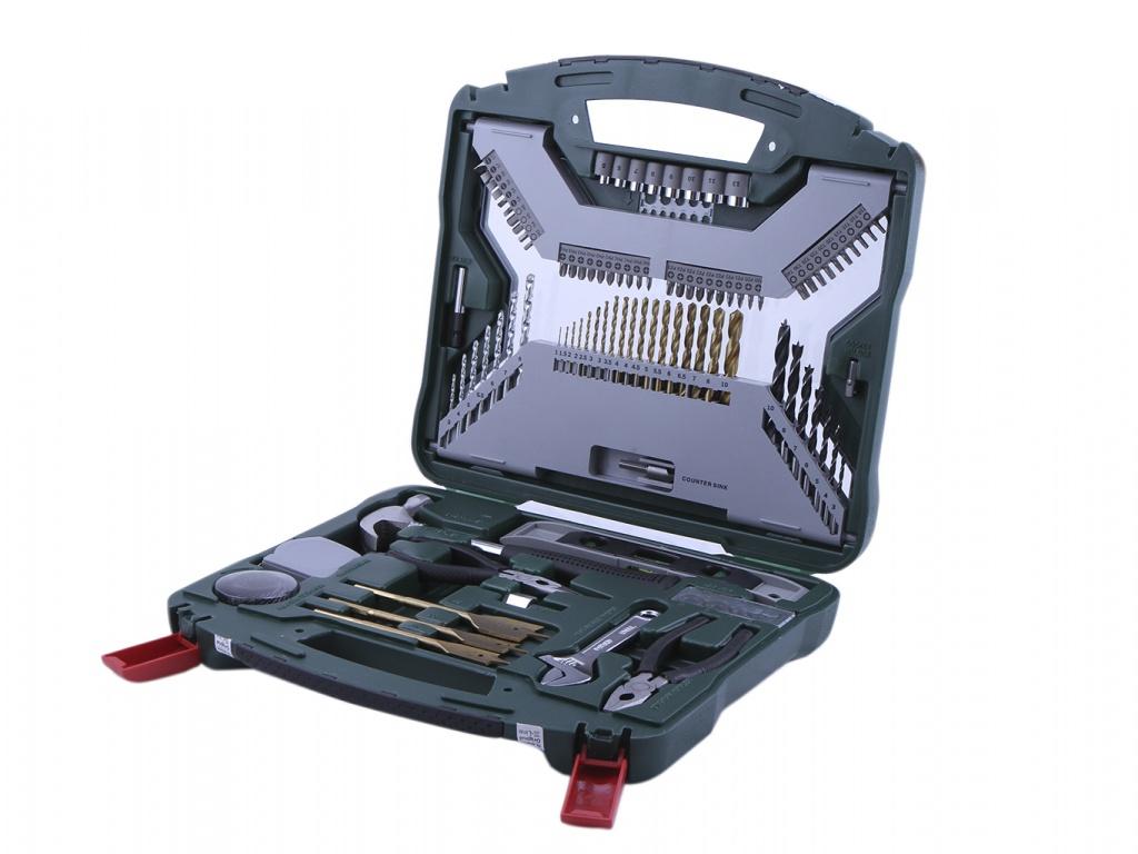 Набор инструмента Bosch X-Line-103 2607019331 набор отверток bosch x line 46 2 607 019 504