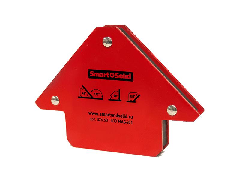 магнитный угольник foxweld fix 3 Магнитный угольник Smart&Solid MAG601