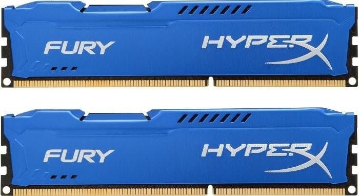 Модуль памяти HyperX Fury HX316C10FK2/16 blue