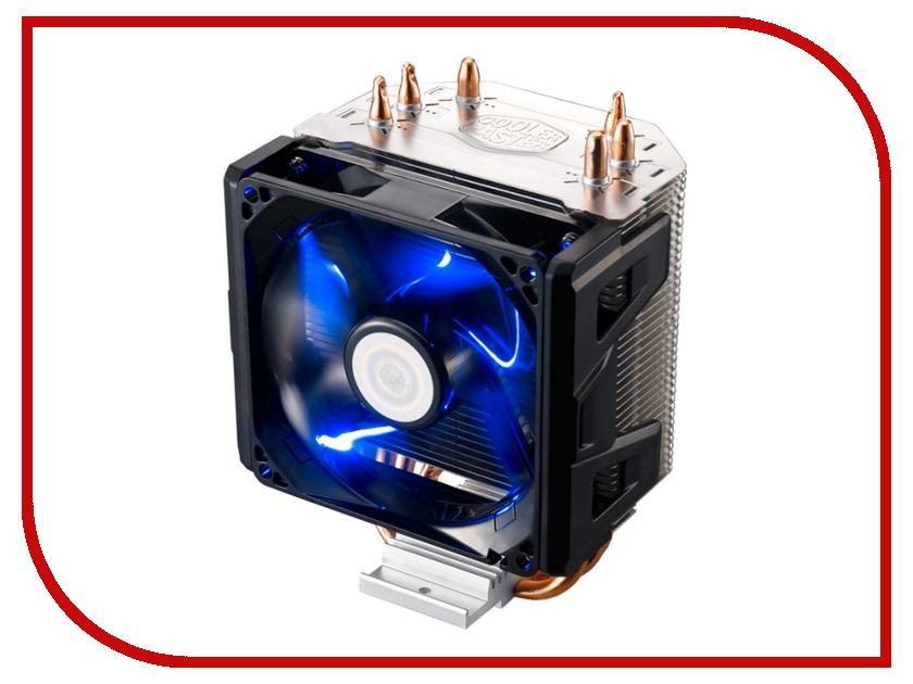 Купить Кулер Cooler Master Hyper 103 RR-H103-22PB-R1 (S775/1150/1155/1156/1356/1366/2011/AM2/AM2+/AM3/AM3+/FM1/FM2)