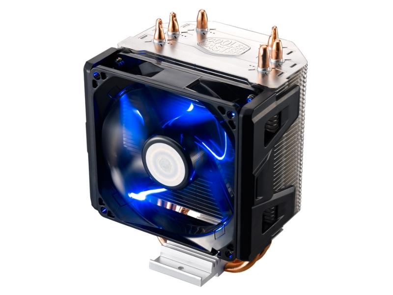 термопаста cooler master ic essential e1 1 5ml grey rg ice1 tg15 r1 Кулер Cooler Master Hyper 103 RR-H103-22PB-R1 (S775/1150/1155/1156/1356/1366/2011/AM2/AM2+/AM3/AM3+/FM1/FM2)