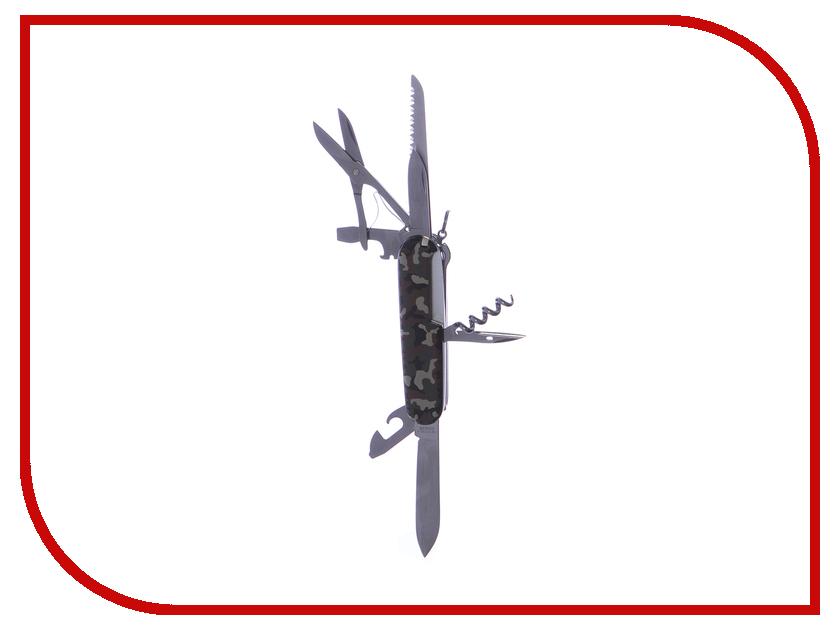 Купить Мультитул Victorinox Huntsman 1.3713.94 Camouflage, Швейцария