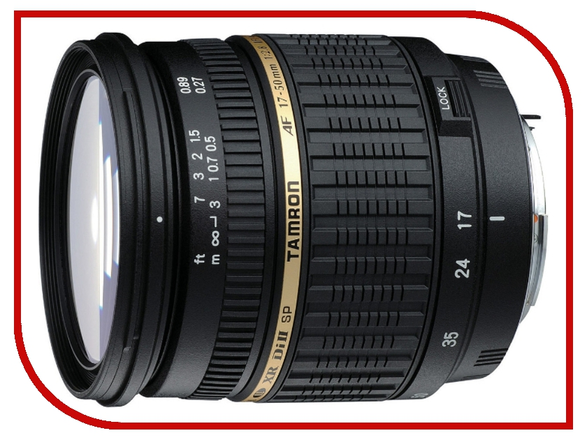 izmeritelplus.ru: Объектив Tamron Sony / Minolta SP AF 28-75 mm F/2.8 XR Di LD Aspherical (IF) Macro