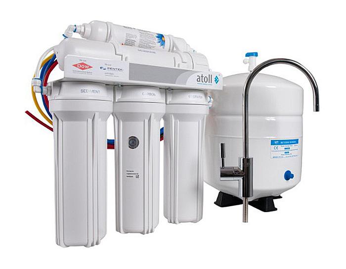 Фильтр для воды Atoll A-575E / A-575 STD ATEFDR008