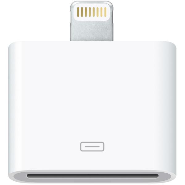 Фото - Аксессуар Rexant for iPhone 5 8 pin - 30 pin White 18-0176 аксессуар deppa usb 8 pin 1 2m white 72114