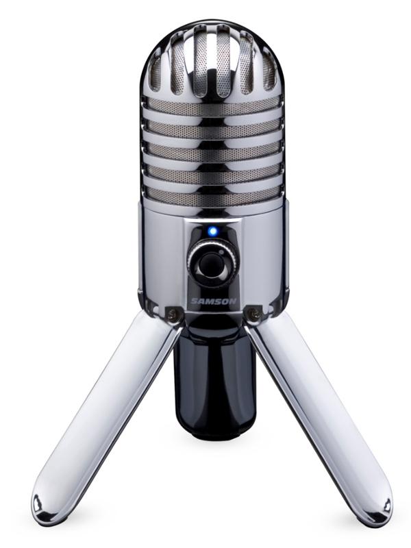 Купить Микрофон Samson Meteor USB